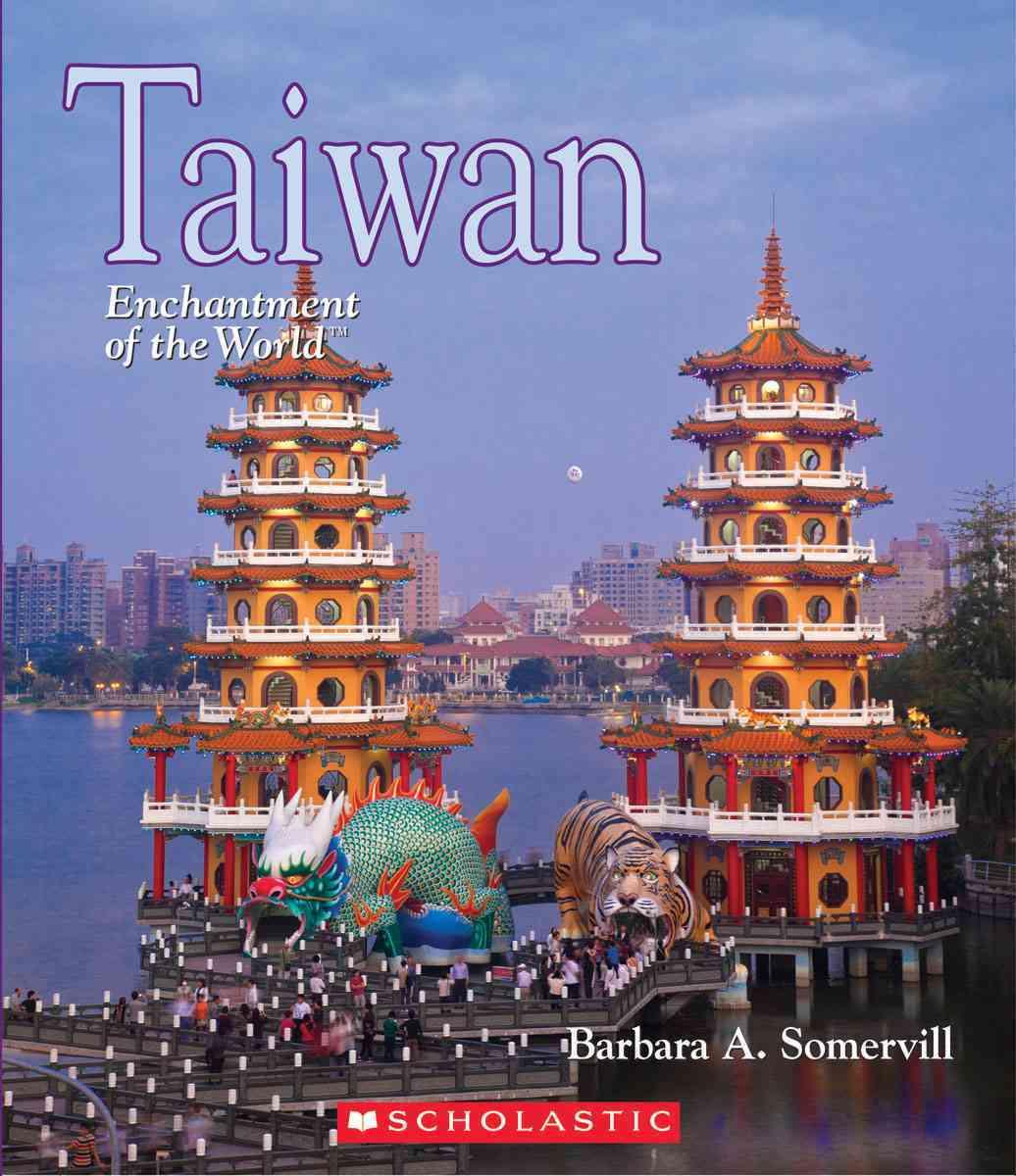 Taiwan By Somervill, Barbara A.