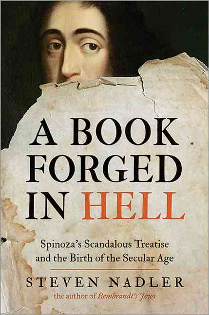 A Book Forged in Hell By Nadler, Steven