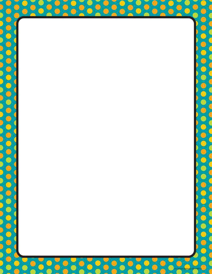 Teal Appeal Computer Paper By Carson-Dellosa Publishing Company, Inc. (COR)